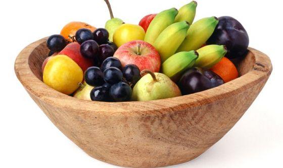 I ragazzi non consumano sufficiente frutta di stagione