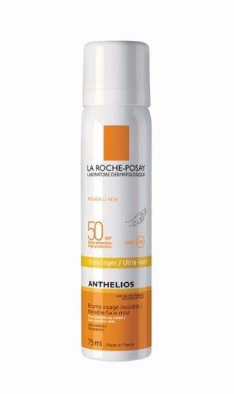 Anthelios Spray viso invisibile SPF50 La Roche-Posay