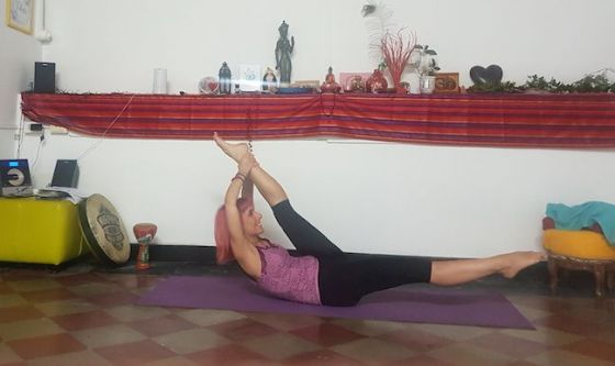 Lo stretching per le gambe