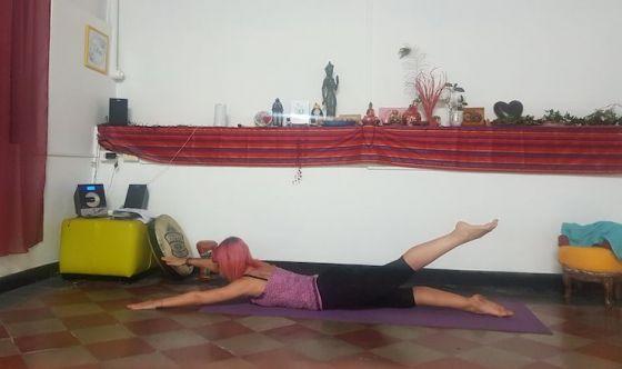 Attivare braccia e gambe