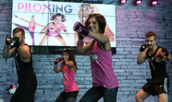 Piloxing Barre e Piloxing Knockout