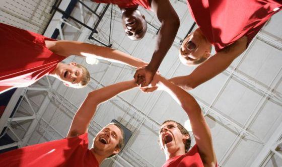 I benefici dello sport di squadra