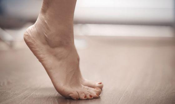 Esercizio per le gambe