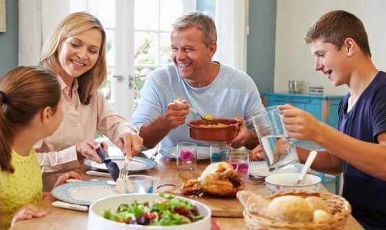 Vizi e virtù a tavola degli italiani