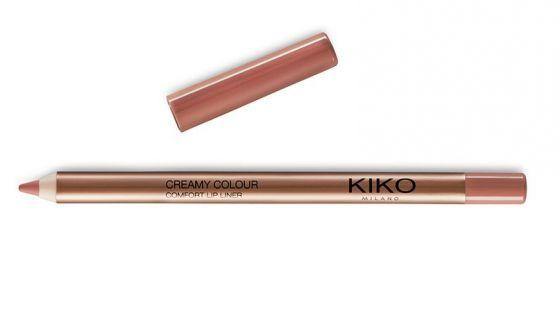 Creamy Colour Comfort Lip Liner Kiko Milano