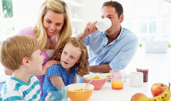 Tempo per la colazione: è bene non trascurarlo