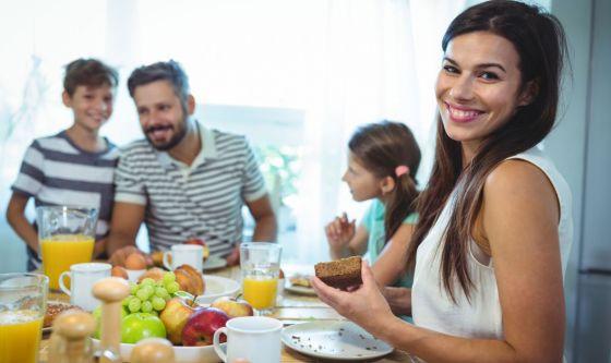 La prima colazione: funzionale alla socializzazione
