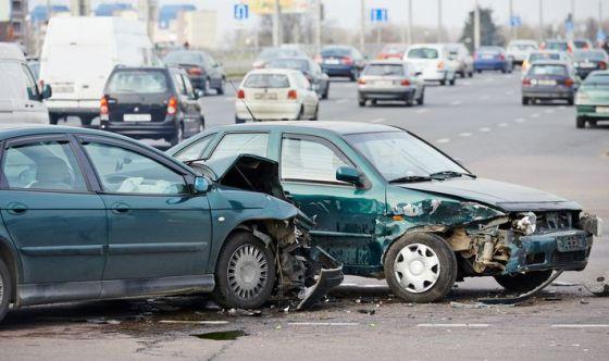 Meno incidenti in auto