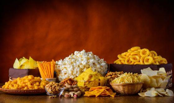 Patatine vs Popcorn