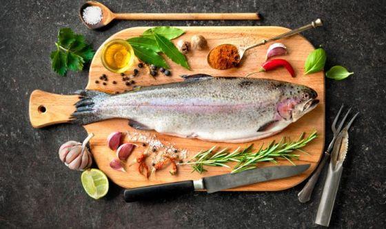 Pesce fritto vs pesce al vapore