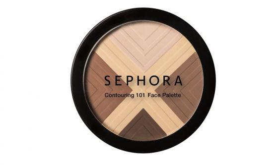 Contouring 101 Face Palette Sephora