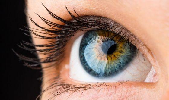 Un consulto di iridologia