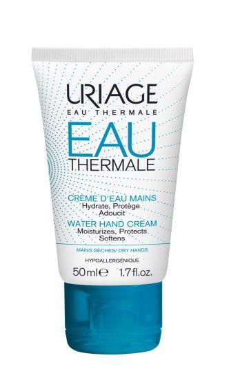 Crema mani all'acqua Eau thermale Uriage