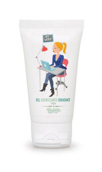 Igienizzante mani At work Bubble and Co