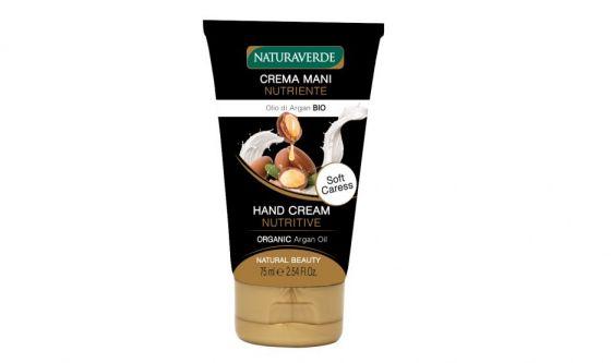 Crema Mani Soft Caress Naturaverde