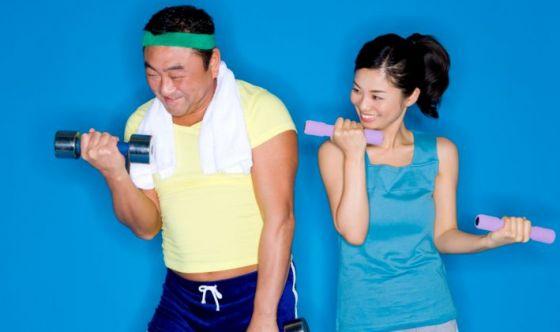 Effettuare un workout personalizzato a corpo libero