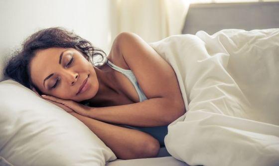 Andare a letto con lo stomaco quasi vuoto