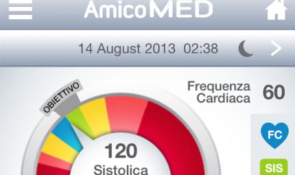 AmicoMed è una nuova app medica da viaggio