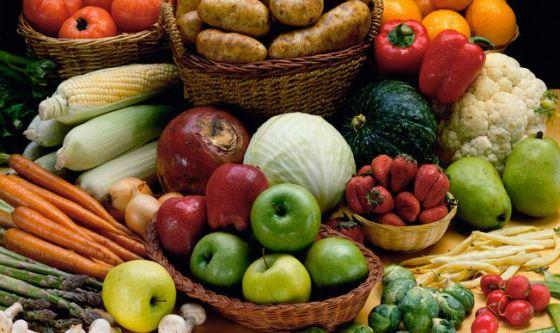Frutta e verdura: un must