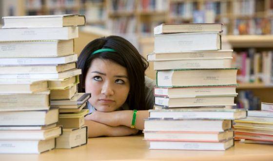 Maggio - Affaticamento di studenti e co