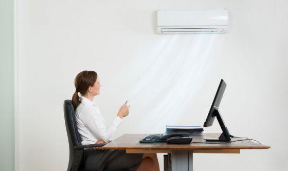 Luglio - Raffreddore da aria condizionata