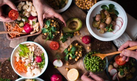 Vegan non è uguale a vegetariano