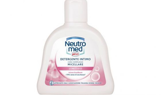 Detergente intimo micellare lenitivo Neutromed
