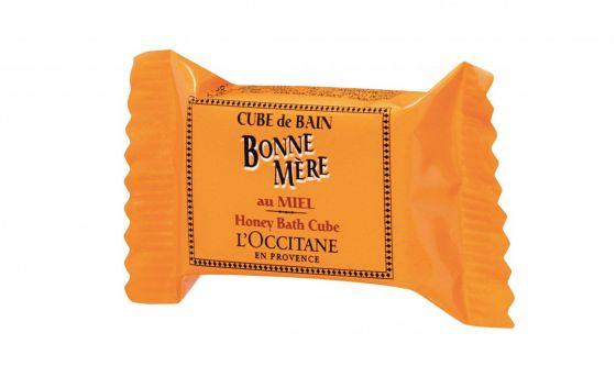 Trio cubi da bagno miele L'Occitane en Provence
