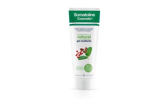 Natural Gel Snellente Somatoline Cosmetics