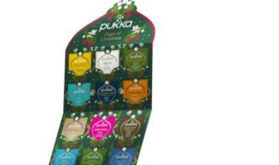 Calendario dell'Avvento Pukka