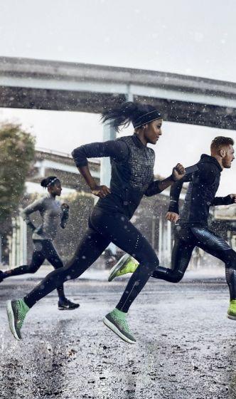 Smanicato da running Nike AeroLoft Flash