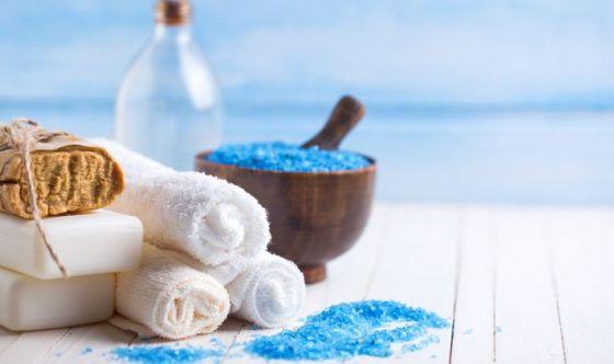 I bagni a base di sali