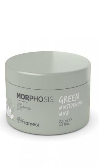 Green Moisturizing Mask Framesi