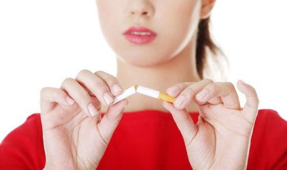 Scrivere 5 motivi per cui si vuole smettere di fumare