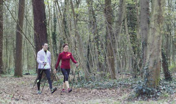 Nordic Walking per perdere peso