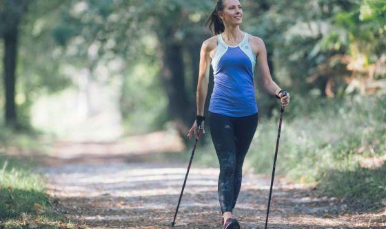 Il Nordik Walking per la salute
