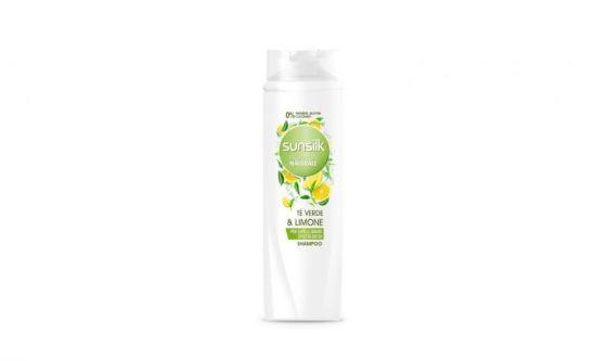Sunsilk Ricarica Naturale Tè verde e limone