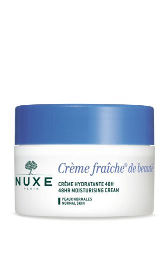 Crème fraiche de beauté Crema idratante 48H Nuxe