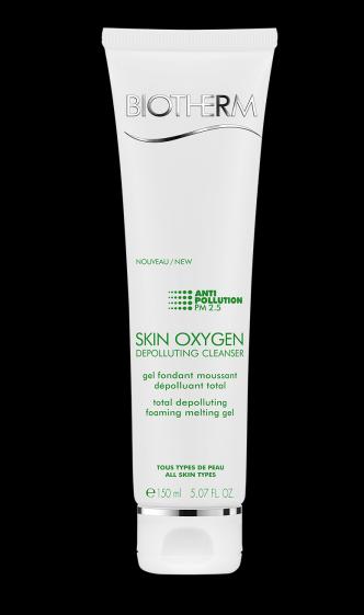 Skin Oxygen Depolluting Cleanser Biotherm