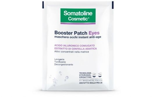 Booster Patch Eyes Somatoline Cosmetic