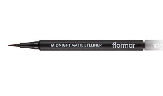 Midnight Matte Eyeliner Flormar