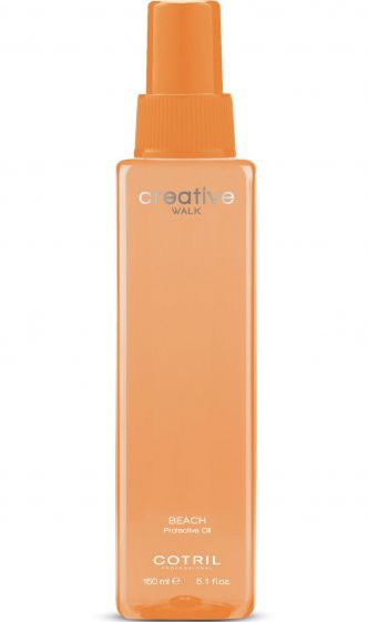 creative walk capelli  Creative Walk Beach Protective Oil Cotril - Solari per capelli 2015 ...