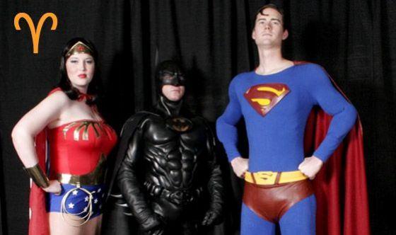 Ariete - Eroi e supereroi