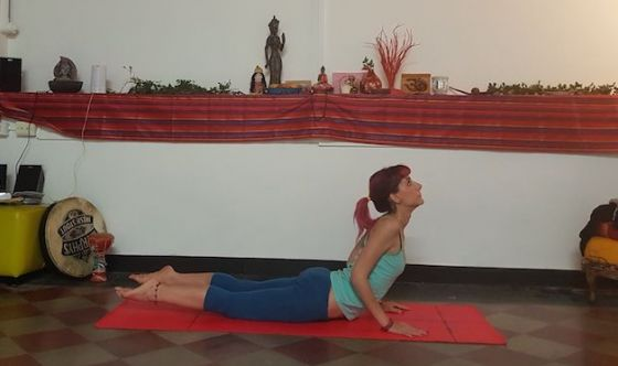 Schiena e gambe insieme