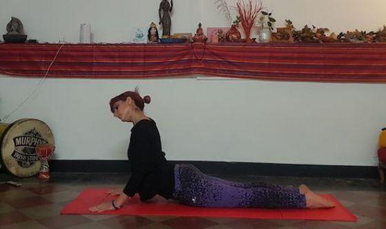 Testa e collo, più rilassati col pilates