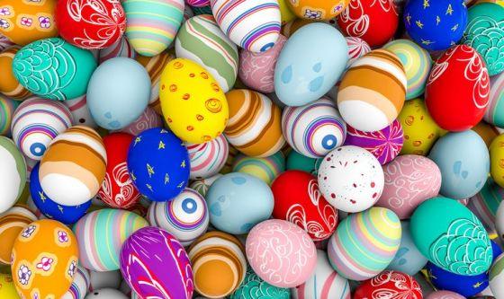 10 cose da sapere sull'uovo di Pasqua