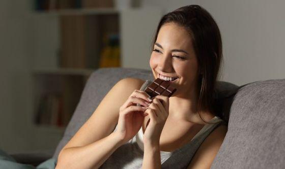 Quanto incide il consumo di cioccolato sulla linea?