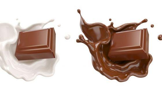 Meglio al latte o fondente?