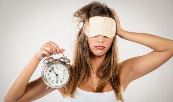 Andare a letto a orari fissi
