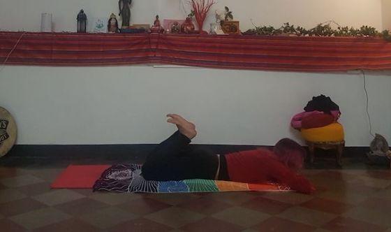 L'esercizio con due gambe
